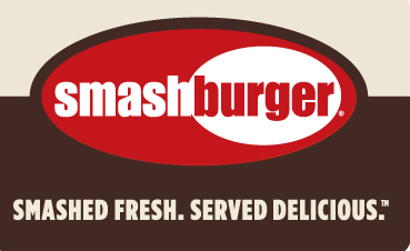 $50 Smashburger Gift Card (SINGLE) - INSTANT