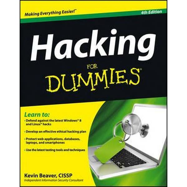 Hacking for Dummies  3rd, 4th + 5th Edition