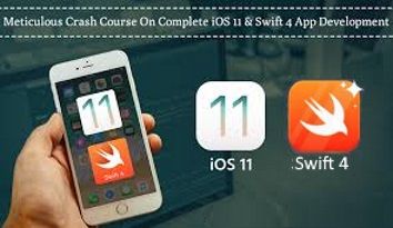 iOS 11 & Swift 4 From Beginner to Paid Profe...