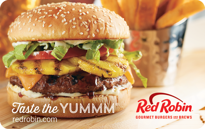 $25 Red Robin (Canada)