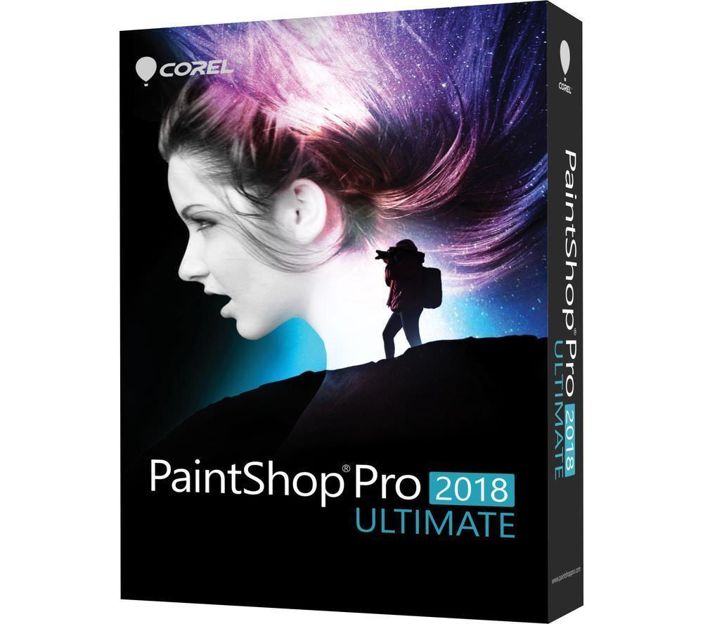 Corel Paintshop Pro 2018 Ultimate digital download