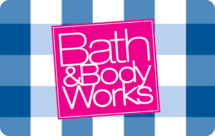 $40 Bath and Body Works Gift Card