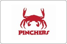 $50 Pinchers Crab Shack Gift Card