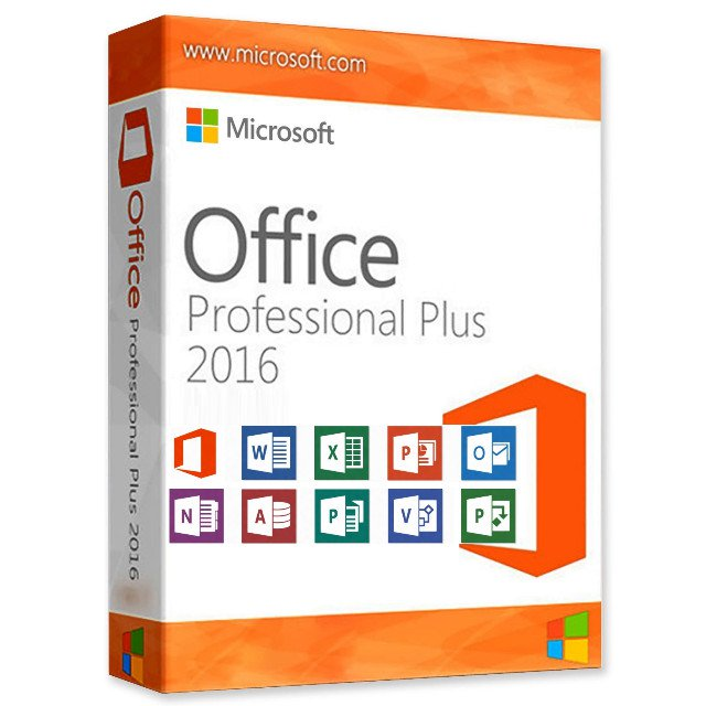 Office 2016 - Office 2016 Professional Pro Plus Online