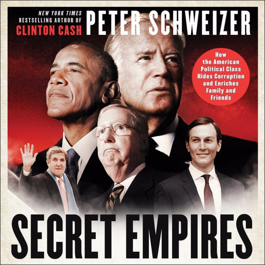 Secret Empires by Peter Schweizer (AUDIOBOOK)