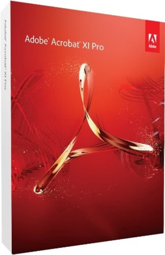 Adobe - Adobe Acrobat XI Pro for Windows