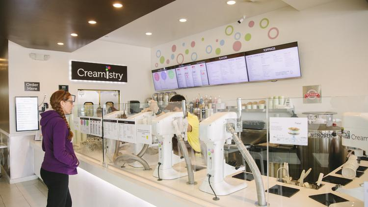 A+ Creamistry Gift Card $50
