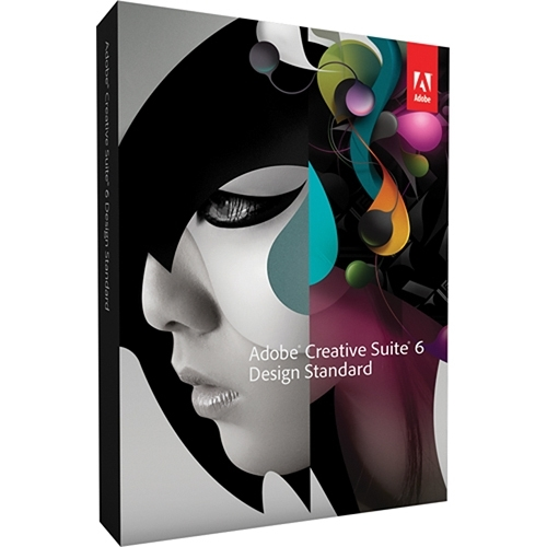 Adobe - Adobe CS 6 Design Standard for Windows