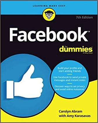 Facebook For Dummies 7th Edition  [2018]