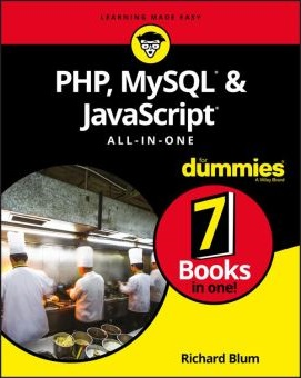 PHP, MySQL & JavaScript All-in-One for Dummies 2018