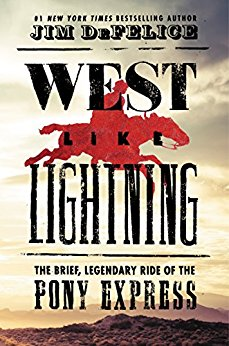West Like Lightning - Story of the Pony Express [2018]