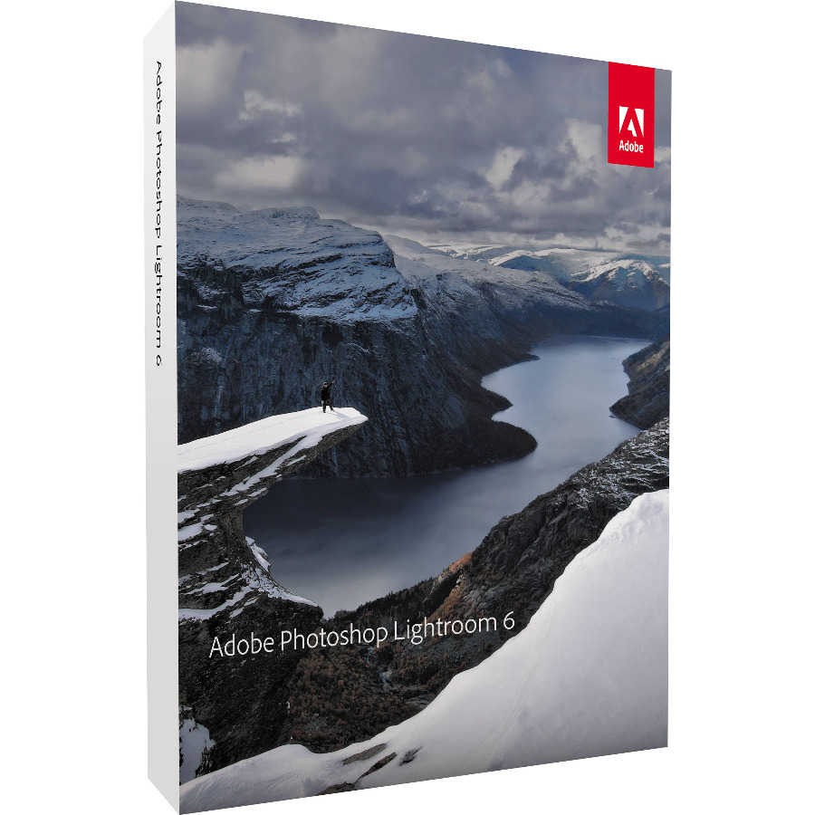 Adobe - Adobe Photoshop Lightroom 6 (Windows + Mac)