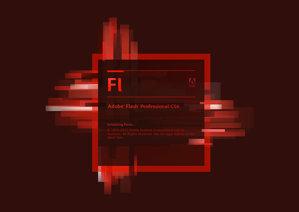 Adobe - Adobe Flash Professional CS6 for MAC OS