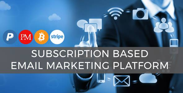 mBiz-Subscription Based Email Marketing CMS