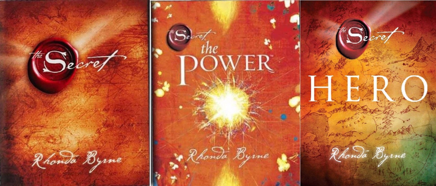The Secret + The Power + Hero - Rhonda Byrne (MP3)