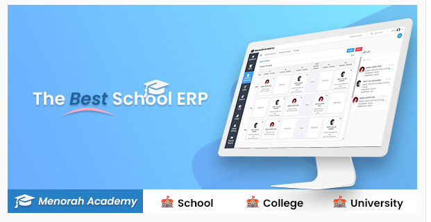 The Next Gen School Management Software - Menorah Acade