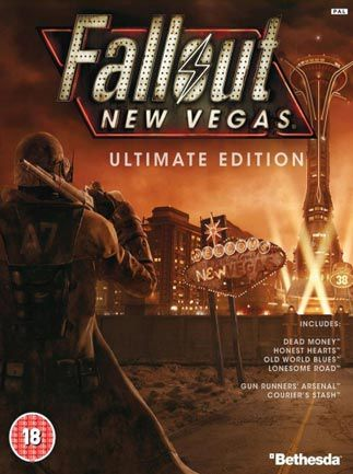 Fallout: New Vegas Ultimate Edition Steam Key GLOB