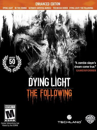 Dying Light: The Following - Enhanced Edition Stea