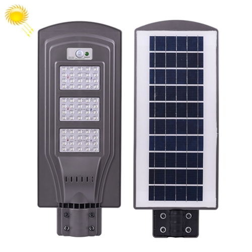 solar street light all in one 60w