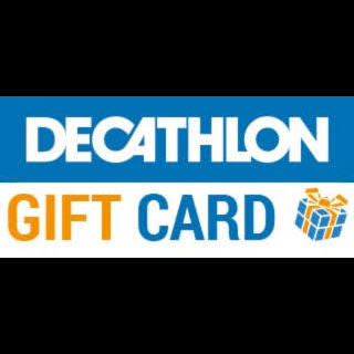 70€ decathlon gift card for 35€