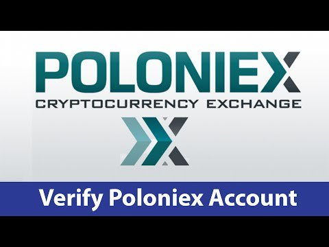 Stealth Poloniex account Verification status: Verified