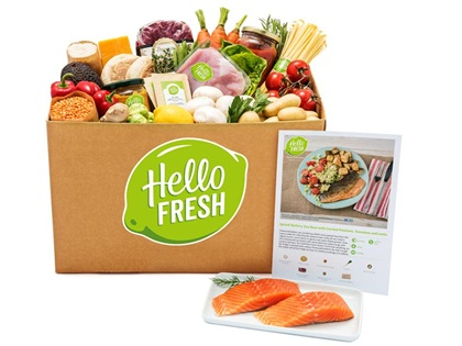 $50 HELLOFRESH GIFTCARD