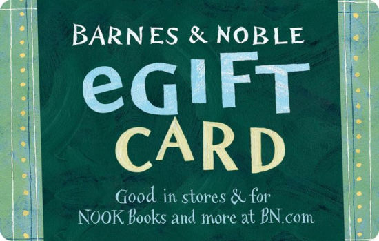 $100 Barnes & Noble eGift Card