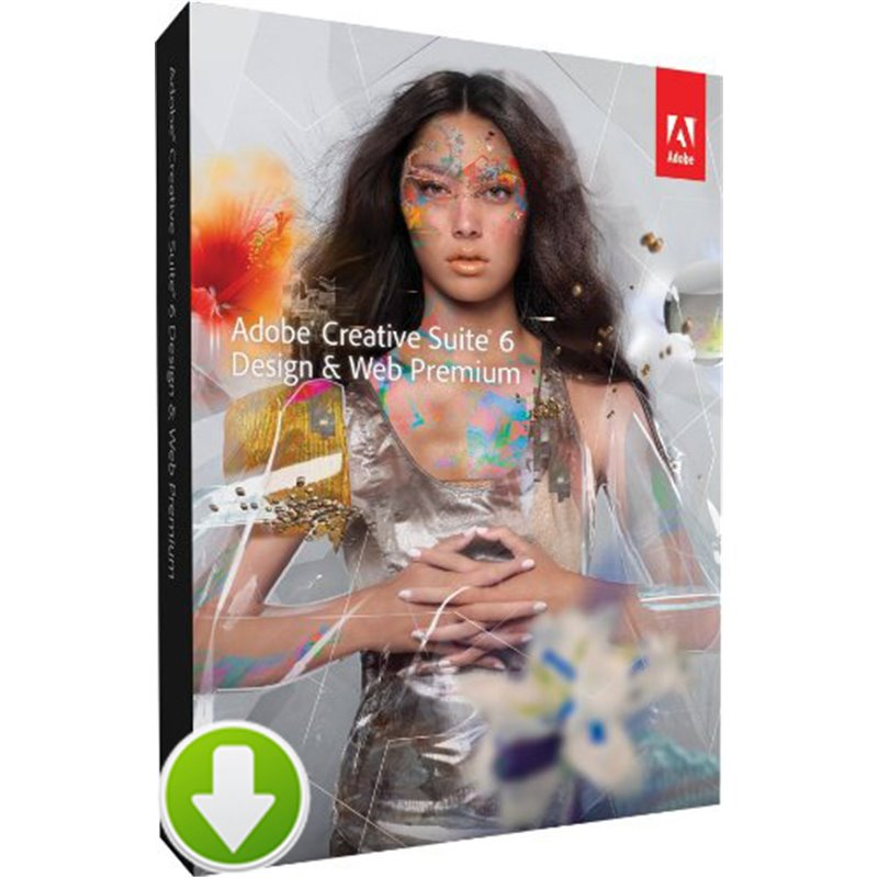Adobe CS6 Design and Web Premium - Full Version