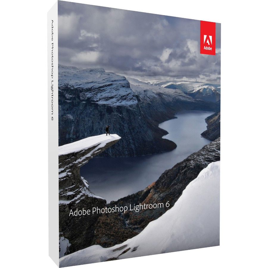Adobe Photoshop Lightroom 6 - Full Version