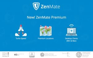 ZENMATE VPN PREMIUM ACCOUNT [LIFETIME WARRANTY]