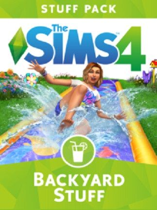 The Sims 4 Backyard Stuff Origin GLOBAL