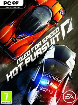 Need for Speed: Hot Pursuit Origin Key GLOBAL