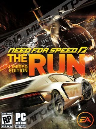 Need for Speed: The Run Limited Edition Origin Key