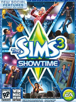 The Sims 3 Showtime Key GLOBAL
