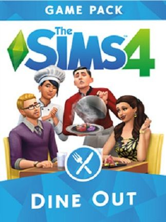 The Sims 4: Dine Out Key Origin GLOBAL