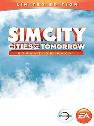 SimCity: Cities of Tomorrow Limited Edition Origin