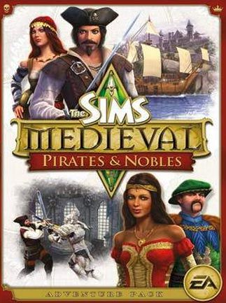 The Sims Medieval Pirates and Nobles Origin GLOBAL