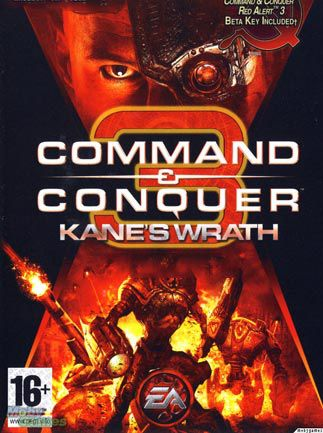 Command & Conquer 3: Kane's Wrath Origin Key GLOBA