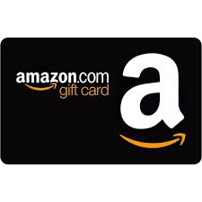 $600 Amazon gift cards