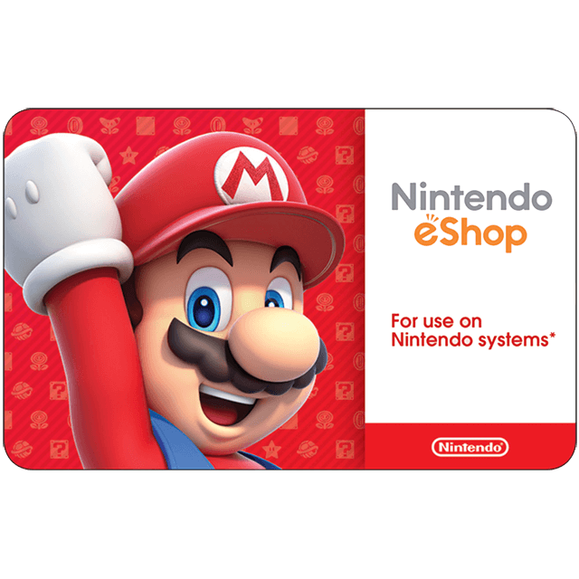 Nintendo Gift Card $50 ( Instant Delivery )