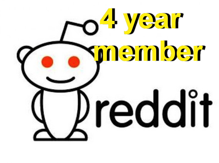 Old Reddit Accounts For Sale – Aged 4 Years
