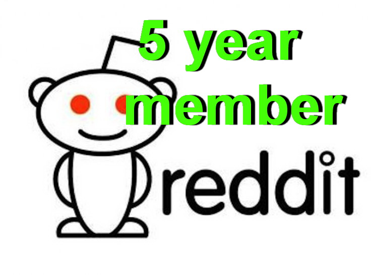 Old Reddit Accounts For Sale - Aged 5 Years