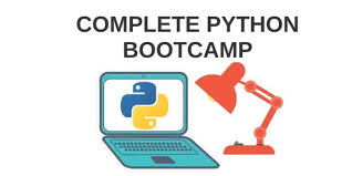 Complete Python Bootcamp - Go from zero to hero