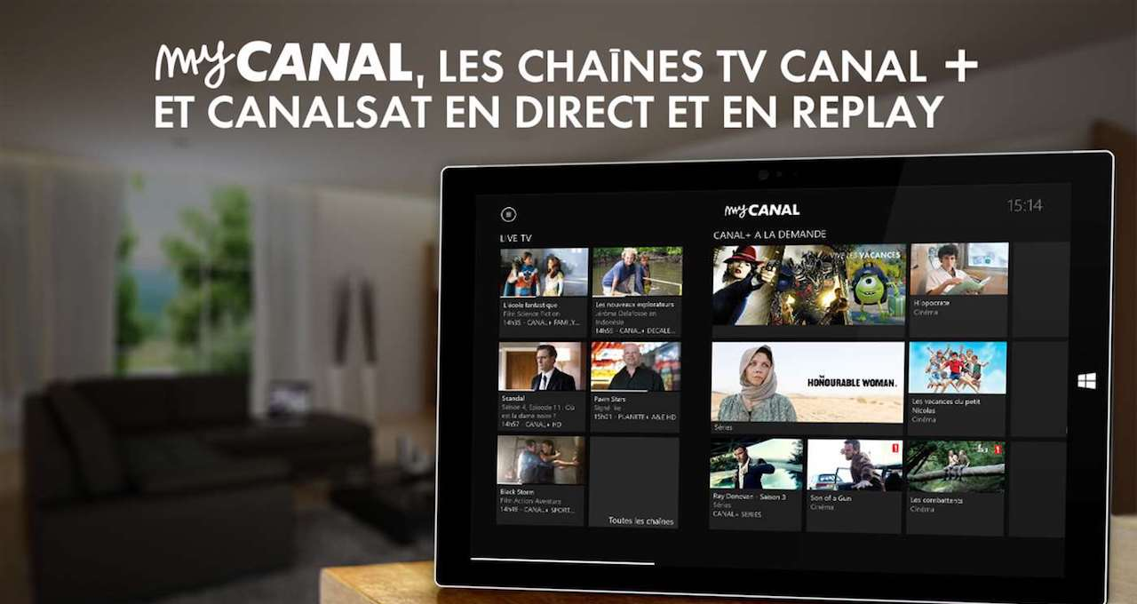 Mycanal Premium Account (LIFETIME )