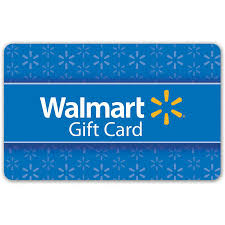 $1,000 worth of Walmart gift cards