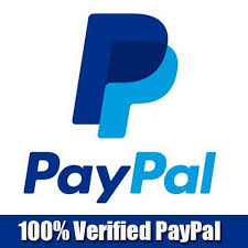 PAYPAL 99% VERIFIED ACCOUNT