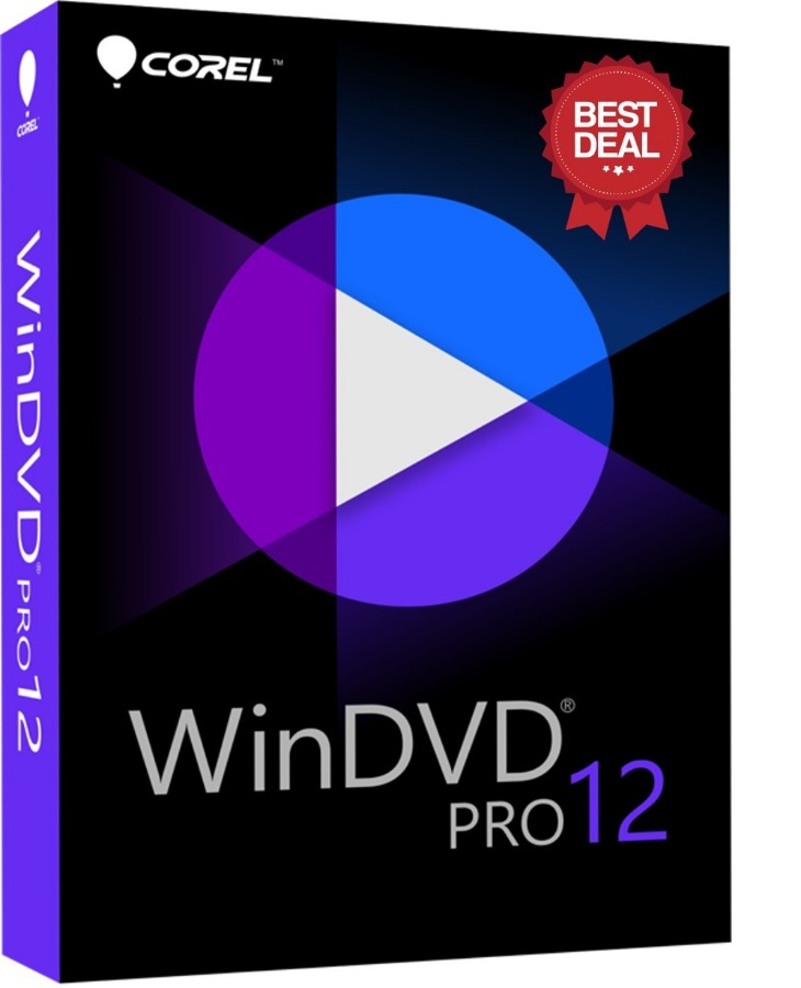 COREL WINDVD PRO 12 - Download Link + Activation Key