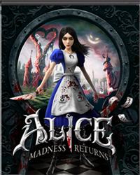 Alice Madness Returns - Origin Region Free