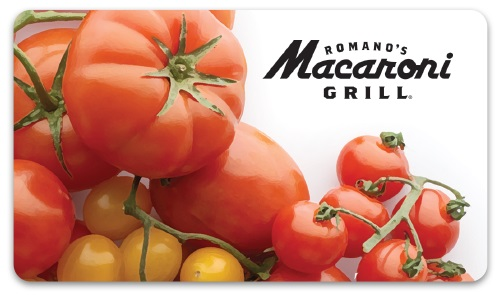 $100 Macaroni Grill Gift Card Instant Delivery 2x$50