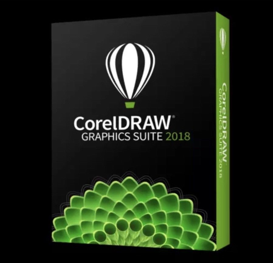 CorelDraw Graphics Suite 2018 Official Download + Key